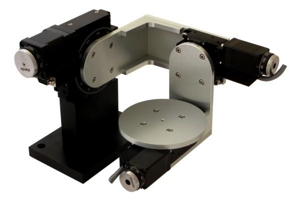 3 Axis Motorized Goniometer Custom Engineering Catalog