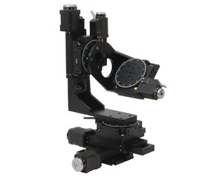 6-axis-motorized-stage-xyz-stage-and-three-circle-motorized-goniometer)