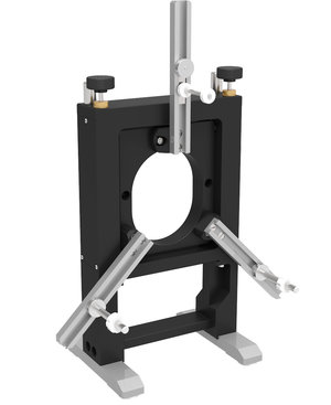 Precise-Adjustable-Kinematic-Mount-for-Large-Optics