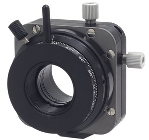 polarizer_rotation_mount