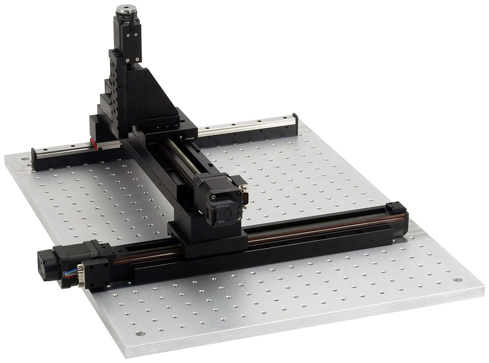 Motorized Xy Gantry System Z Axis Vertical Linear Stage