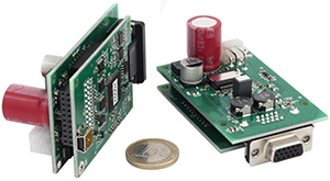 stepper-dc motor-controller-board-integrators