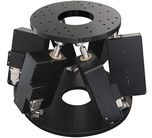 hexapod-positioner