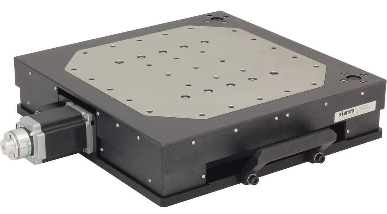 Twoaxis Tilt Platform Precise Manual Tilt Stage With Two Fine