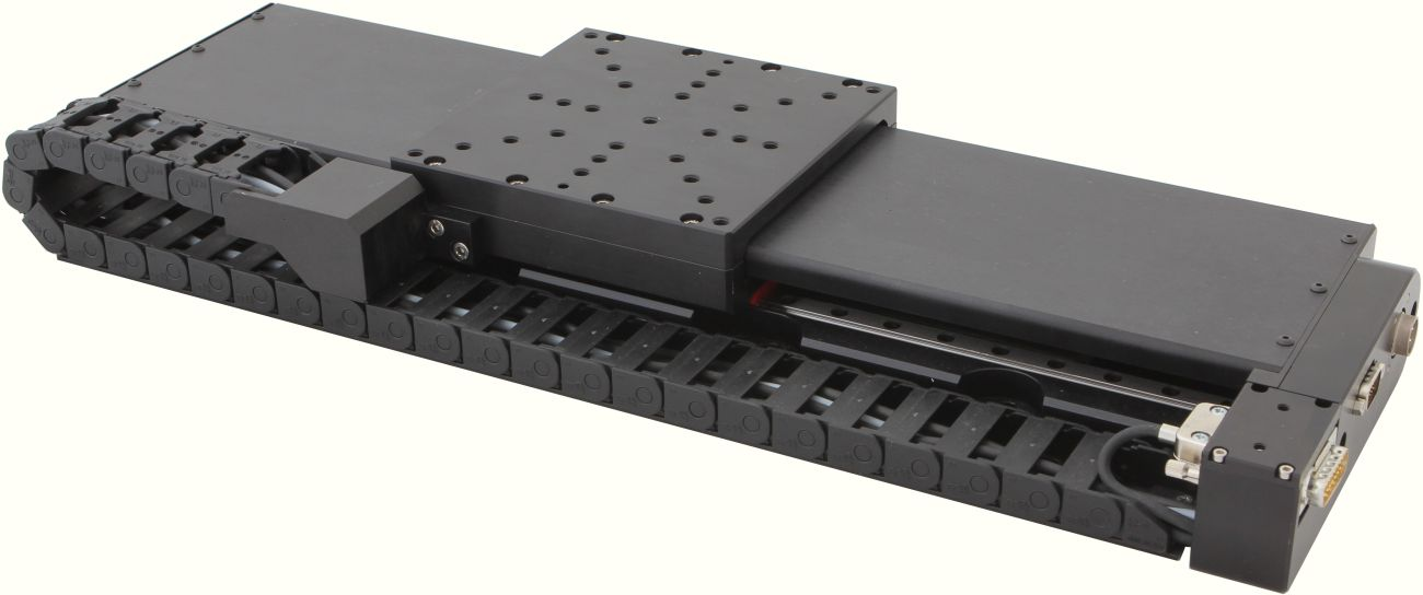 Direct Drive Linear Translation Stage Motorized