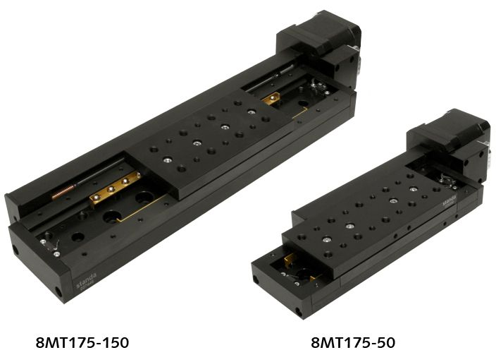 Motorized Linear Stages Motorized Positioners