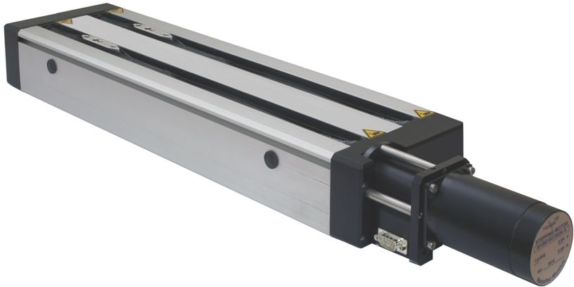 Long Travel Motorized Linear Stages Motorized