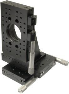 Angle bracket 2AB167-50 in XYZ configuration