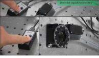 Standa Manual Control For Stepper Motors