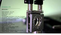 Standa Motorised Optical Mirror Mount