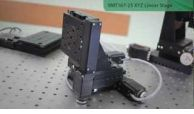 Standa Multiple axis Linear Motor Positioning Stage
